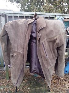 Suade Jacket