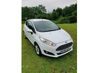 2014 Ford Fiesta 1.25 82 Zetec 3dr HATCHBACK Petrol Manual