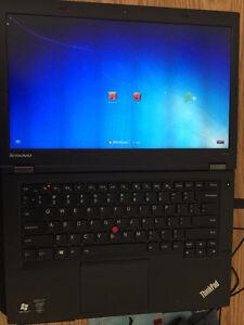IBM/LENOVO THINKPAD T440P LAPTOP I7-4810MQ 16GB 256SSD