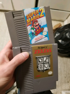 Nes nintendo games sale or trade