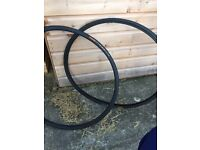 Two Road Bike Continental Ultra Race Tyres! Excellent condition! RRP £15.99