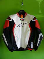 Alpinestars - GP Tech Leather Jacket - Size 40 at RE-GEAR Kingston Kingston Area Preview