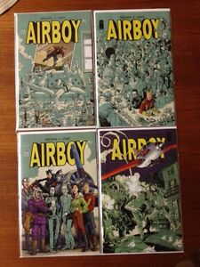 Airboy - 4 Part Mini Series