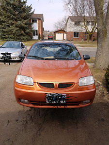 2005 pontiac wave parts car