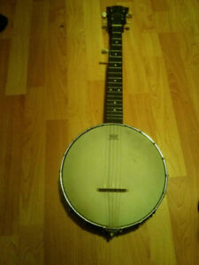 5 string travel banjo
