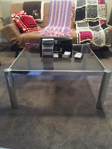 Reduced Coffee and End Table