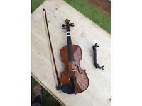 3/4 size violin, excellent for school beginner