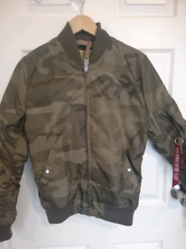 Alpha Industries Jacket (SPECIAL EDITION)