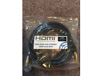 4m high speed hdmi cable with ethernet