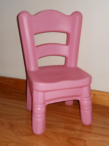 Little Tikes Pink Kids Chair