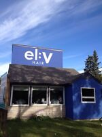 El:V Hair NOW HIRING!! Excellent Location near Grant/Corydon