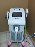 SPA Laser Hair removal by Alma Soprano XL on special.