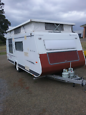 17ft 2003 AVAN IN EXCELLENT CONDITION Capital Hill South Canberra image 2