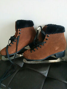 Ladies size 6 skates