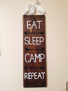 Hand-painted Wooden Signs – Summer Selection!!