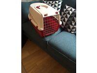 Free cat box
