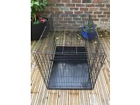 Large Collapsable Dog Cage