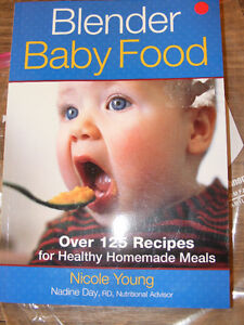 Baby Food recipe book