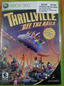 Thrillville - Xbox 1