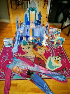 Château Frozen et plus
