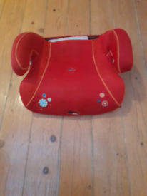 Kids booster seat for cars FREE!!!