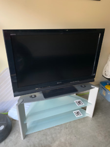"40"" Sony Bravia LCD TV with stand"