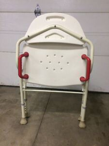 Folding Shower Chair London Ontario image 3