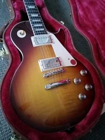 Gibson Les Paul Standard 60s/Ice Tea Burst.