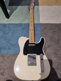 Fender Telecaster MIM - Upgraded with Seymour Duncan bridge pickup