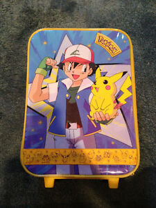 Pokemon Suitcase
