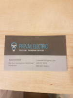 Prevail Electrician!
