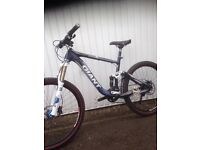 Giant trance 5.0 no faults good condition ready to ride very high spec medium frame