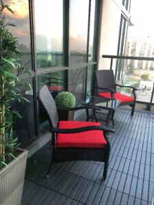 **ROOMMATES*  2 Bedrooms for rent in Brand New Spacious Condo