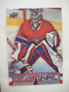 Tim Hortons 2018/19 hockey Card for sale