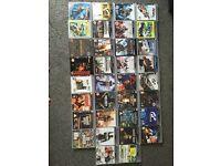 PS3 250gb 34 games