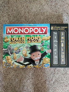 Monopoly Token Madness!