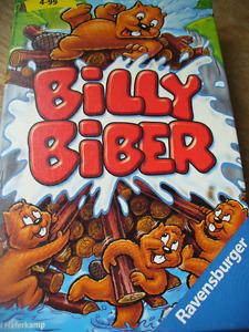 Jeu d'habileté Billy Biber