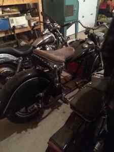 Looking for pre 1960 American motorcycles Moose Jaw Regina Area image 2