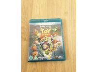 kids DVD toy story 3, cars 1&2, Despicable Me, The Pirates, Lego Batman Movie,