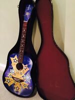 Disney High School musical Guitar with Case