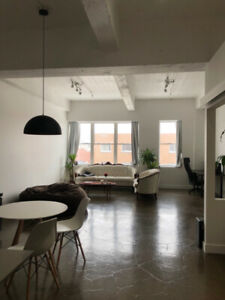 URGENT Huge Mile-End Loft, Closed Room, *Lease Transfer