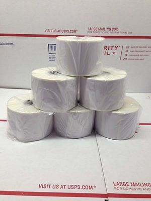 2.25x1.25 Direct Thermal Labels Pos 2824 2844 Zp 450 6 Rolls 7050 Quick Books