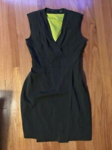 Olive green dress by Marc New York size 4