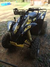 REGRETTABLE SALE 2004 500CC POLARIS SCRAMBLER QUAD Regents Park Logan Area Preview