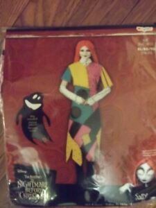 New Nightmare Before Christmas costume size XL (18-20)