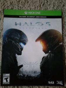 XBOX ONE GAME CODES