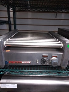 Commercial Food Equipment Sale - APW Hot Dog Roller