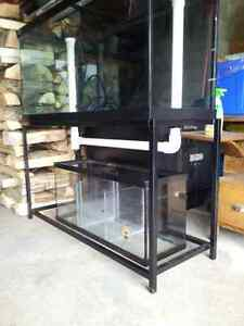 New Price!!!! 90 Gallon Fish Tank,Stand,Sump,and Light