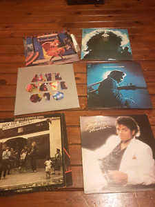 18 Assorted Records