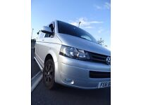 VW T5.1, transporter. R&R bed.